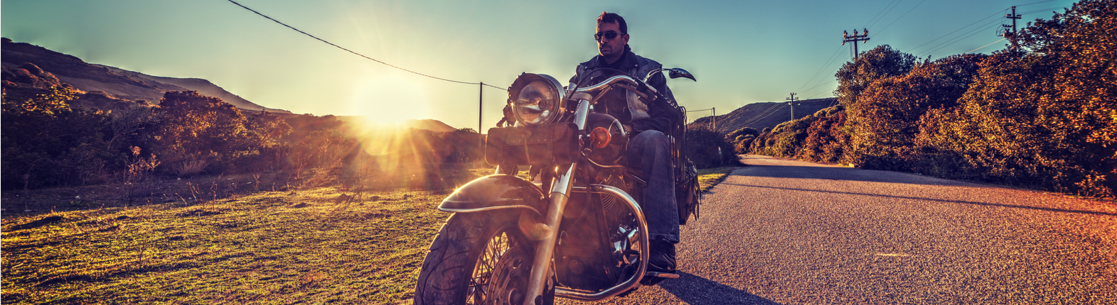 Motorcycle Insurance in California